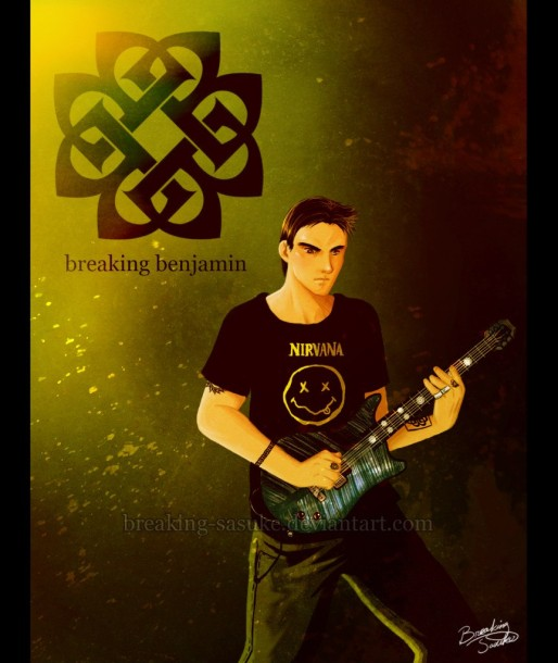 photos-fans-BreakingBenjamin-fan-art-alternative-rock-band