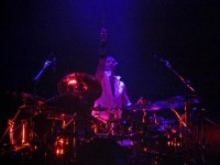 photoset-drums-Chad-Szeliga-Breaking-Benjamin-with-fans-Ladybug-2006